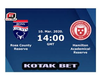 Hamilton Academical vs Ross Country